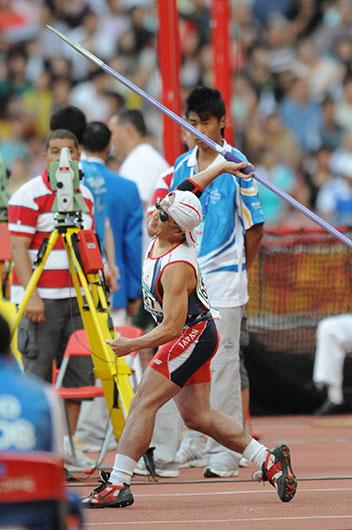 2008年北京パラリンピック(本大...